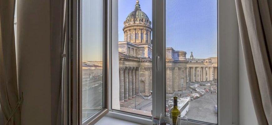 Что происходит на рынке апартаментов в Санкт-Петербурге?