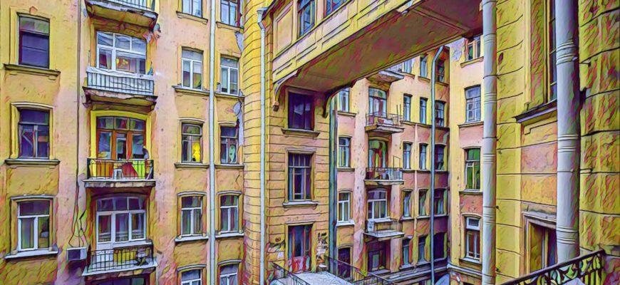 Петербург попал в мировую десятку городов по росту цен на вторичку